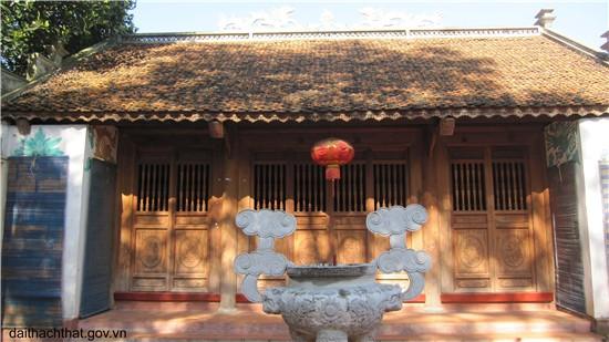 Ảnh phong cảnh quê hương xã Chàng Sơn