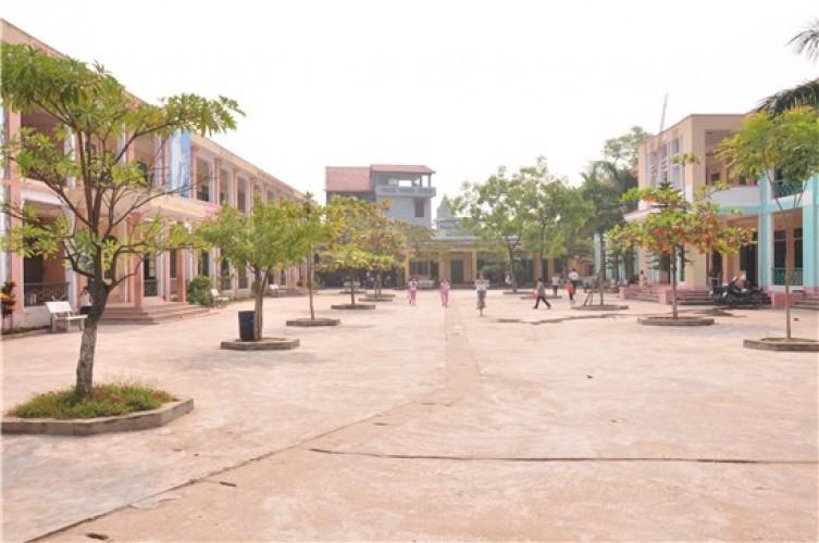 Ảnh phong cảnh quê hương xã Hữu Bằng