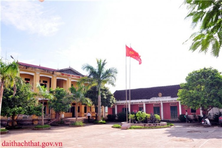 Ảnh phong cảnh quê hương xã Tiến Xuân