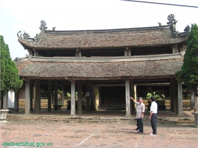 Ảnh phong cảnh quê hương xã Dị Nậu