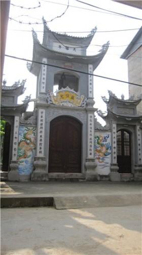 Ảnh phong cảnh quê hương xã Bình Phú