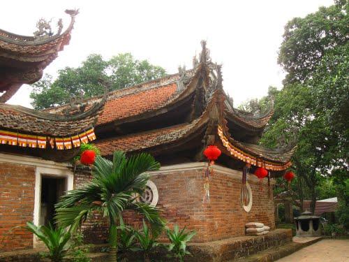 Các vị La Hán Chùa Tây Phương - Thạch Thất - Hà Nội