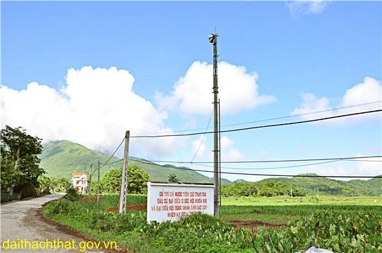 Ảnh phong cảnh quê hương xã Yên Bình