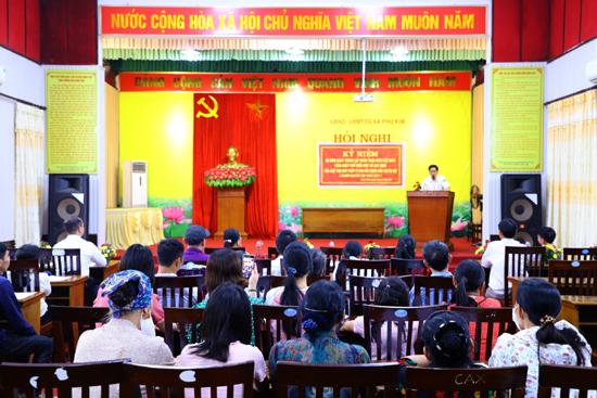 Hội Người khuyết tật huyện Thạch Thất: Tuyên truyền Luật trợ giúp pháp lý; tuyên truyền về cuộc bầu cử đại biểu Quốc hội Khóa XV và Đại biểu HĐND các cấp, nhiệm kỳ 2021 - 2026