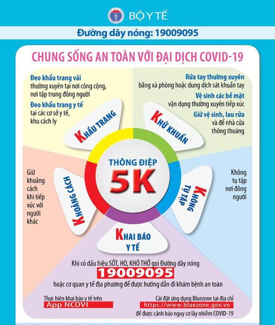 Huyện Thạch Thất khuyến cáo phòng, chống dịch COVID-19