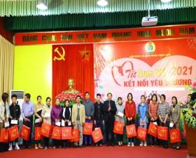 Chương trình Tết sum vầy- Kết nối yêu thương Tết Tân Sửu 2021
