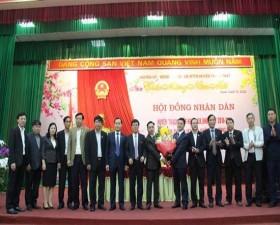 Hội đồng Nhân dân huyện Thạch Thất tổ chức Kỳ họp thứ 13