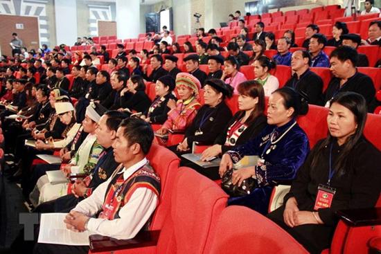 Thông tri về việc lãnh đạo Đại hội đại biểu các dân tộc thiểu số cấp huyện, cấp Thành phố lần thứ III năm 2019