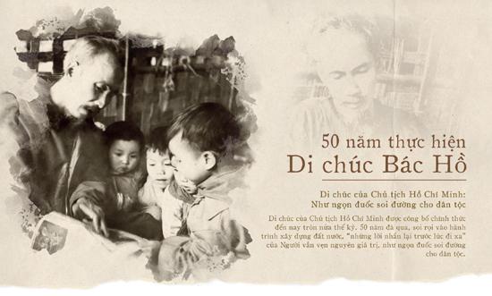 Thạch Thất: Đẩy mạnh tuyên truyền 50 năm thực hiện Di chúc của Chủ tịch Hồ Chí Minh và kỷ niệm 50 năm Ngày mất của Người (02/9/1969-02/9/2019)