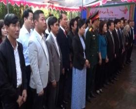 Huyện Thạch Thất tổ chức Lễ dâng hương kỷ niệm 491 năm ngày sinh Danh nhân Văn hóa Trạng Bùng Phùng Khắc Khoan