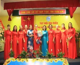 Đại hội Đại biểu phụ nữ Thị trấn Liên Quan nhiệm kỳ 2021 – 2026