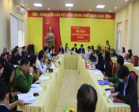 Hội thảo tìm giải pháp hoàn thành các chỉ tiêu về Dân số năm 2021