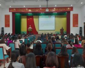 Phòng Giáo dục và Đào tạo huyện: Tuyên truyền, phổ biến một số văn bản quy phạm pháp luật
