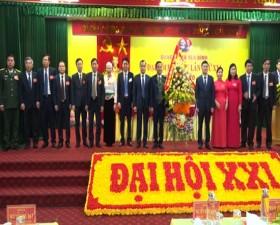 Đại hội Đại biểu Đảng bộ xã Yên Bình