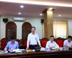 Lãnh đạo Thành phố kiểm tra công tác phòng, chống dịch Covid-19 tại huyện Thạch Thất