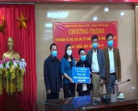 Mẹ Việt Nam anh hùng 95 tuổi ủng hộ kinh phí hỗ trợ phòng, chống dịch Covid-19