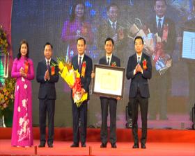 Lễ công bố Quyết định của Thủ tướng Chính phủ công nhận huyện Thạch Thất đạt chuẩn Nông thôn mới năm 2020