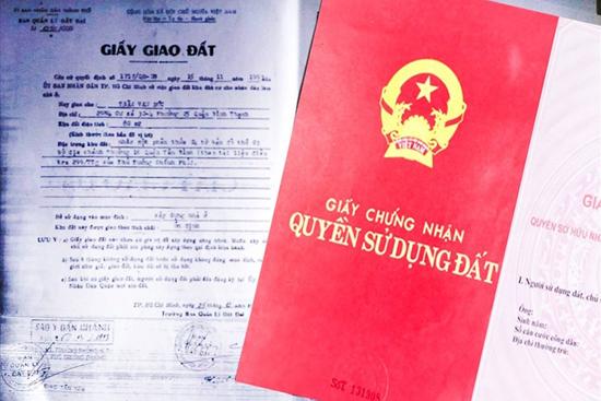 Rà soát, cảnh giác việc sử dụng giấy tờ về quyền sử dụng đất giả để thực hiện các giao dịch, đăng ký biến động trên địa bàn huyện Thạch Thất