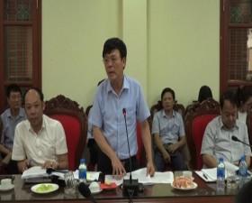 Ban Kinh tế- Ngân sách HĐND thành phố Hà Nội giám sát tình hình triển khai kế hoạch đầu tư công trung hạn tại huyện Thạch Thất