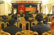 Liên đoàn lao động huyện Thạch Thất tổng kết công tác công đoàn năm 2012