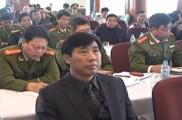 Lễ thành lập đội PCCC Thạch Thất Khu CNC Hòa Lạc