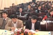 Tập huấn nâng cao chất lượng quản lý nông lâm thủy sản