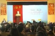 Xã Đại Đồng trao huy hiệu Đảng cho các đồng chí 40-50-55 năm tuổi đảng