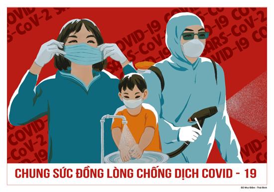 Huyện ủy Thạch Thất: Tăng cường các biện pháp cấp bách phòng, chống dịch Covid-19