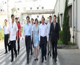 Đồng chí Phạm Quang Nghị về thăm và làm việc với một số doanh nghiệp nước ngoài tại Khu công nghiệp Thạch Thất – Quốc Oai.