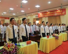 Đại hội Đảng bộ xã Chàng Sơn nhiệm kỳ 2020- 2025