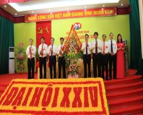 Đảng bộ xã Kim Quan long trọng tổ chức Đại hội đại biểu Đảng bộ xã lần thứ XXIX