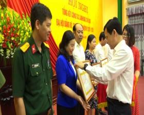 Huyện ủy Thạch Thất: Lãnh đạo, chỉ đạo tổ chức thành công Đại hội Đảng cấp cơ sở, nhiệm kỳ 2020-2025