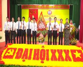 Đại hội đại biểu Đảng bộ xã Phùng Xá lần thứ XXX