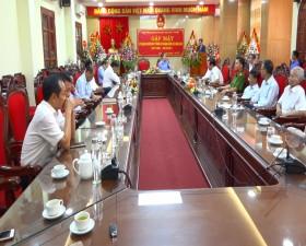 Viện kiểm sát Nhân dân huyện Thạch Thất: Kỷ niệm 60 năm ngày thành lập ngành Kiểm sát Nhân dân (26/7/1960-26/7/2020)