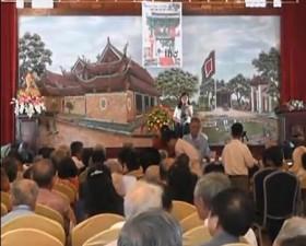 Giao lưu hội thơ ở huyện Thạch Thất