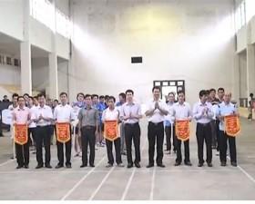 Giải bóng bàn huyện Thạch Thất năm 2013