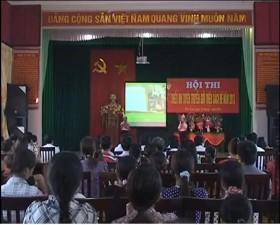 Hội thi tuyên truyền sách hè cụm thi số 1 tại xã Phú Kim- Huyện Thạch Thất