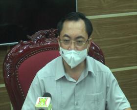 Chủ tịch UBND huyện Thạch Thất chỉ đạo: Áp dụng các biện pháp cấp bách trong phòng chống dịch Covid-19