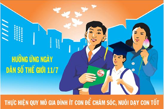 """Hưởng ứng Ngày Dân số Thế giới 11/7/2020: """"Đẩy lùi COVID-19: Cách thức bảo vệ quyền và sức khỏe của phụ nữ, trẻ em gái trong bối cảnh hiện tại"""""""