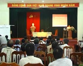 Diễn tập trị an tại xã Lại Thượng huyện Thạch Thất