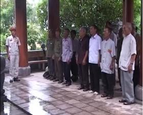 Hội nghị gặp mặt truyền thống chiến sĩ cách mạng bị địch bắt tù đày trong kháng chiến chống Pháp và chống Mỹ