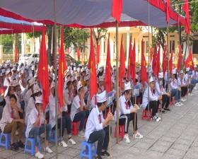 Thạch Thất tưng bừng khai giảng năm học mới 2019- 2020