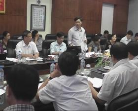 Đoàn kiểm tra chương trình số 02 của Thành ủy Hà Nội kiểm tra tại huyện Thạch Thất