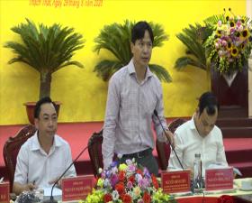 Đoàn công tác Trung ương thẩm định kết quả xây dựng Nông thôn mới tại huyện Thạch Thất