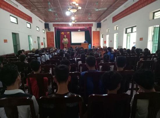 Xã Phùng Xá khai mạc hoạt động Hè 2019