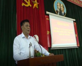 Bồi dưỡng lý luận chính trị cho 87 đối tượng phát triển đảng khóa IV năm 2020