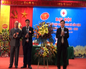 Đại hội Hội Chữ thập đỏ xã Cần Kiệm, nhiệm kỳ 2021- 2026