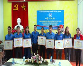 Gặp mặt Kỷ niệm 65 năm Ngày truyền thống Hội Liên hiệp thanh niên Việt Nam