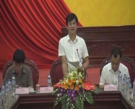Hội nghị lần thứ 9 Ban Chấp hành Đảng bộ huyện Thạch Thất khóa XXIII