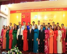 Hội LHPN huyện Thạch Thất gặp mặt kỷ niệm 90 năm ngày thành lập Hội LHPN Việt Nam 20/10 và biểu dương cán bộ hội tiêu biểu